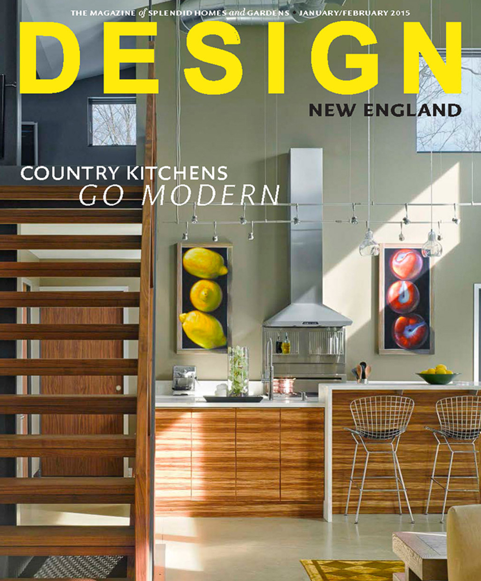 Design New England - January/ February 2015
